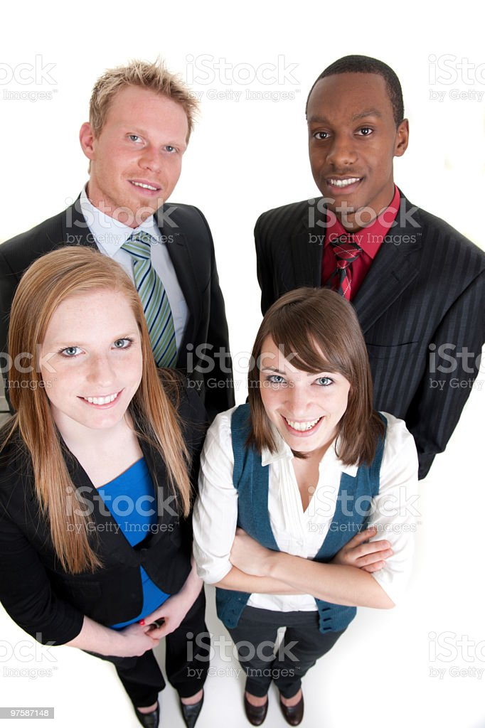 Business people royaltyfri bildbanksbilder