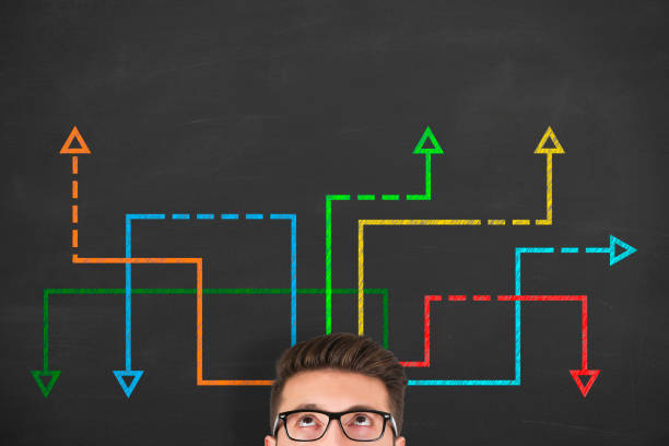 Business People Planning Strategieanalyse Konzepte – Foto
