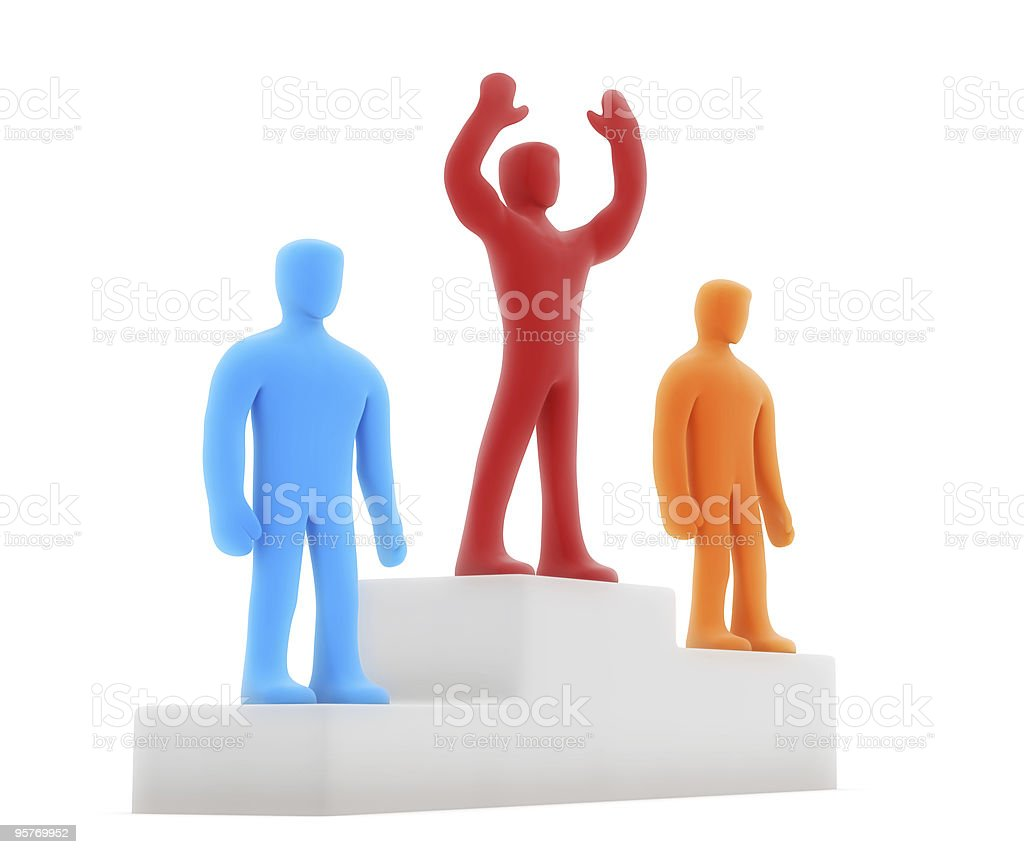 business people series royalty-free stock photo