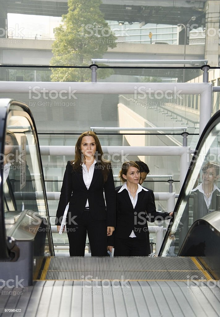 Business People - Success Stories royalty-free stock photo