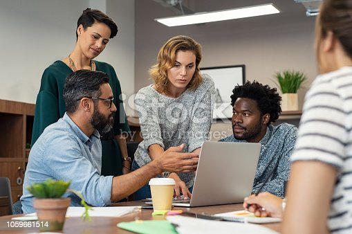 istock Business people working together 1059661514