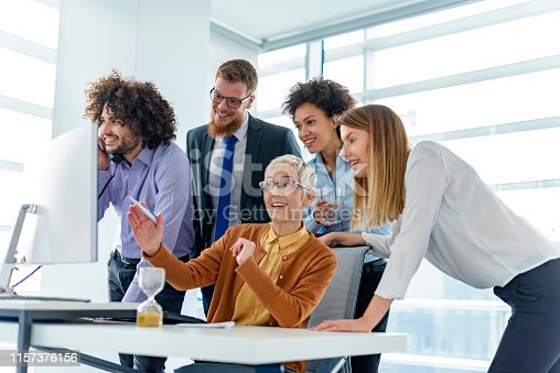 956725740istockphoto Business people working together 1157376156