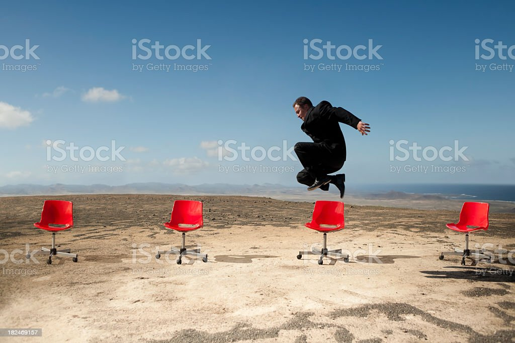 Business performance royalty-free stock photo