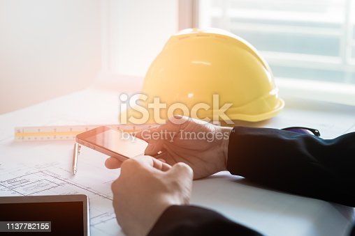 istock Business person 1137782155