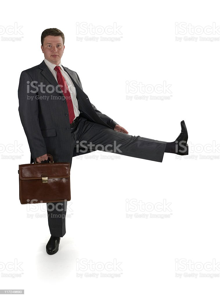 Business person. royalty-free stock photo