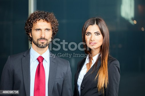istock Business persons portrait 466098738