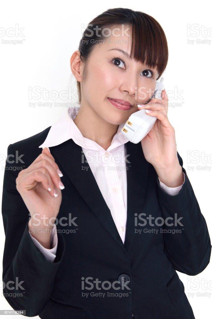 業務電話 免版稅 stock photo