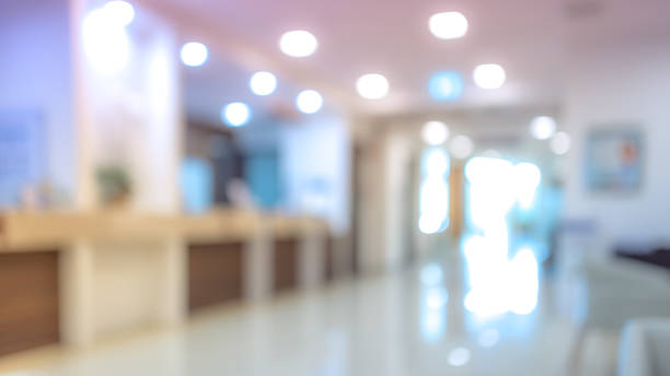 Business Photos Hall Hospital hospital ward stock pictures, royalty-free photos & images