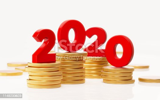 1170746979istockphoto 2020 Business Plan And Financial Goals Concept 1145233623