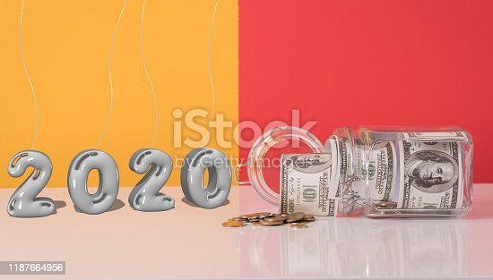 1170746979istockphoto 2020 Business Plan And Financial Goals Concept 1187664956