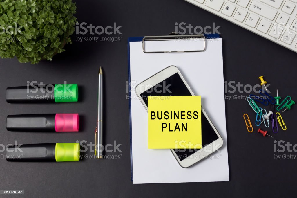 note business plan