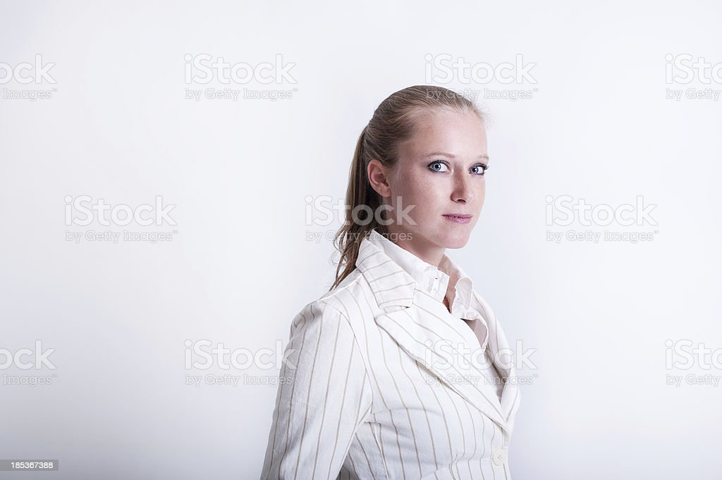 Business Portrait royalty-free stock photo