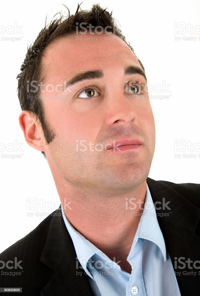 Business Portrait (Male) stock photo