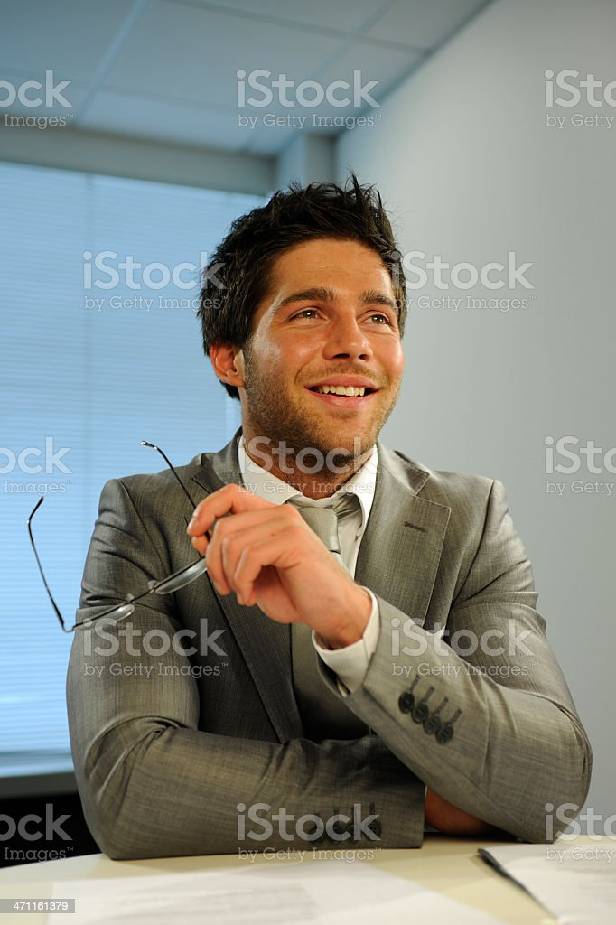 business portraits stock photo