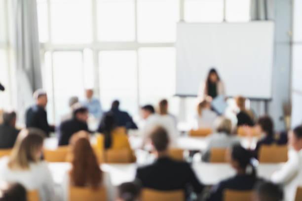 Hintergrund der Geschäftspräsentation – Foto