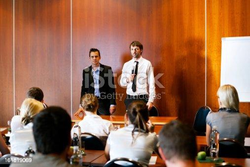istock Business Presentation 161819069