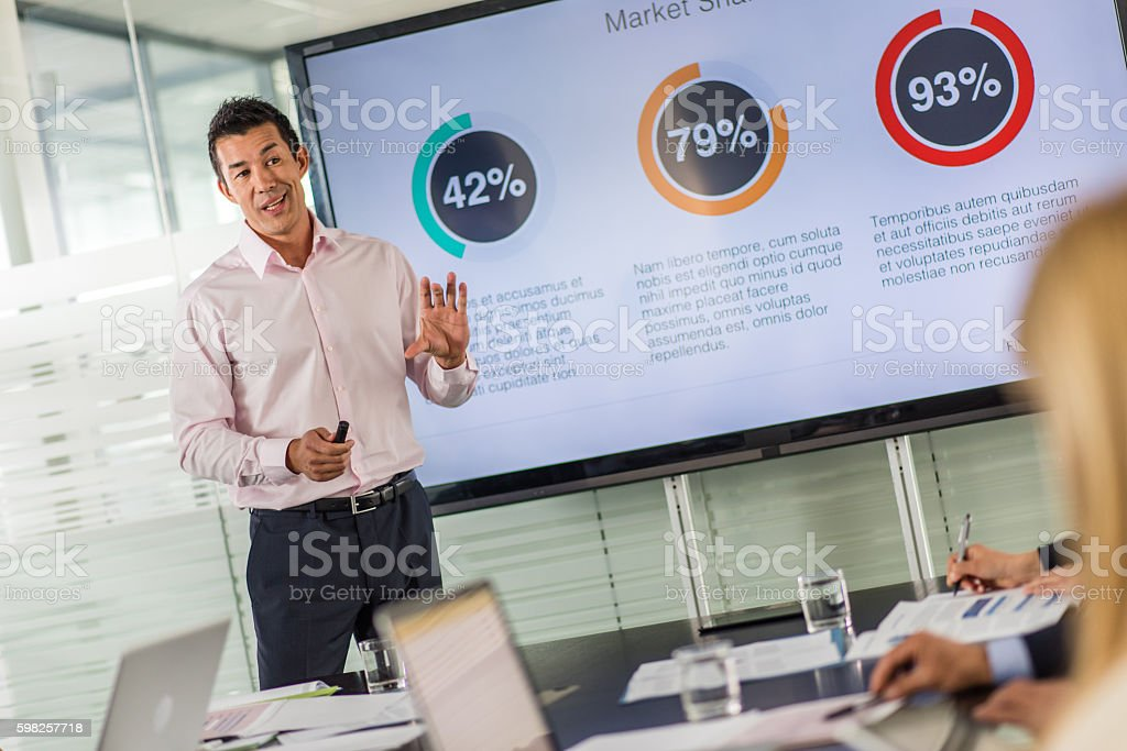 Royalty Free Sales Presentation Pictures Images And Stock Photos