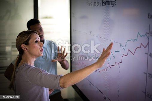 istock Business presentation 598260236