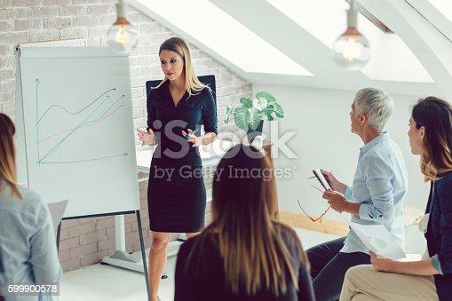 istock Business Presentation 599900578