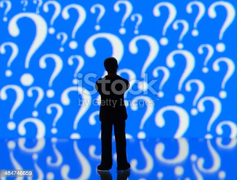 1048039800 istock photo Business problems 484746659