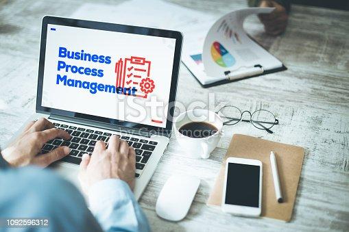 539953552istockphoto Business Process Management 1092596312