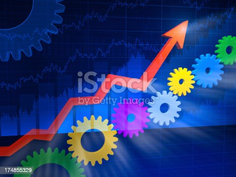 istock Business progress 174855329