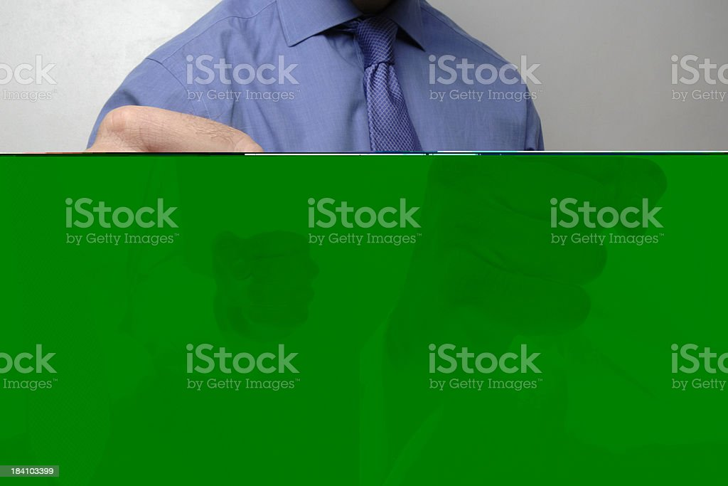business punch royalty-free stock photo