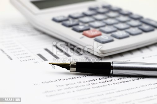 611868428 istock photo Business Report 186831168