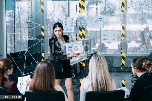 istock business revenue analysis speaker presentation 1131154116