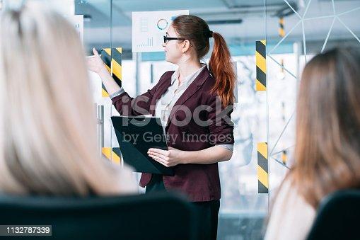 istock business revenue analysis speaker presentation 1132787339