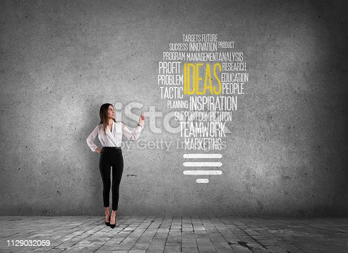istock Business Seminar 1129032059