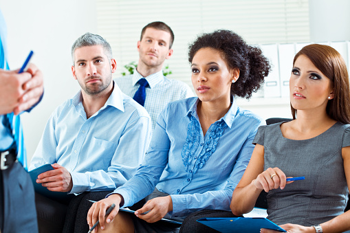 Business Seminar Stock Photo - Download Image Now