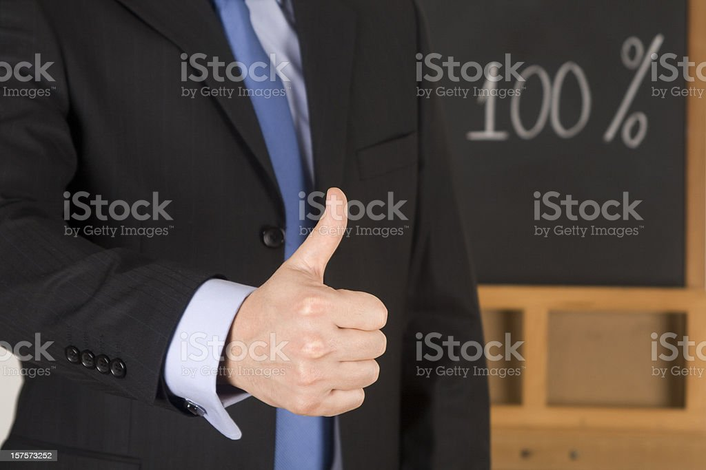 Business Series royalty-free stock photo