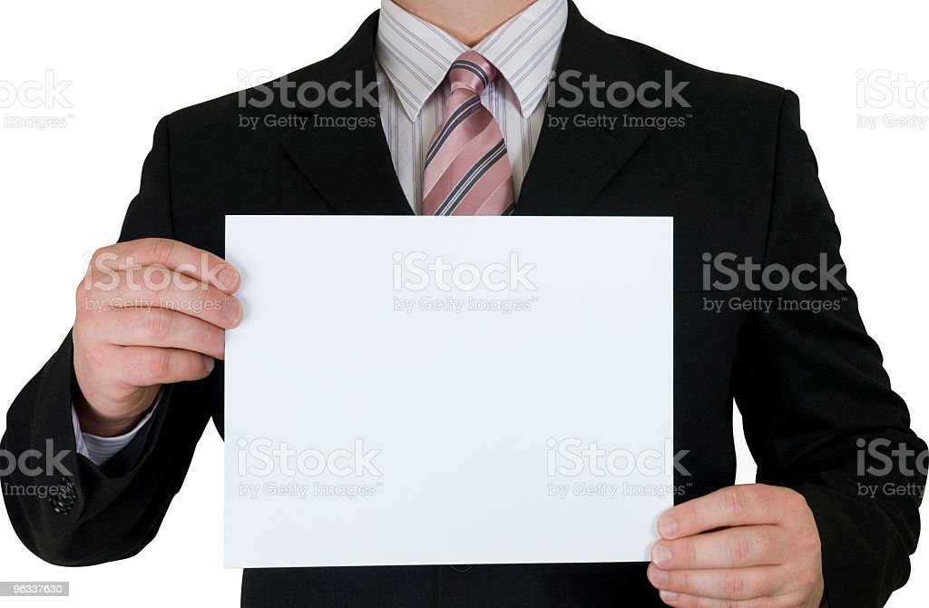 Business Sign  Adult Stock Photo