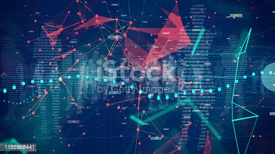 4K Resolution, 5G, Big Data, Bitcoin, Blockchain