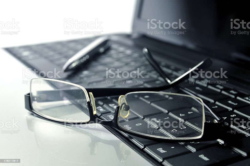 Business situation royalty-free stock photo