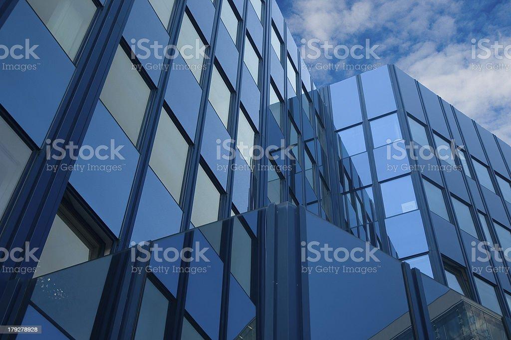 Business skyscraper royalty-free stock photo