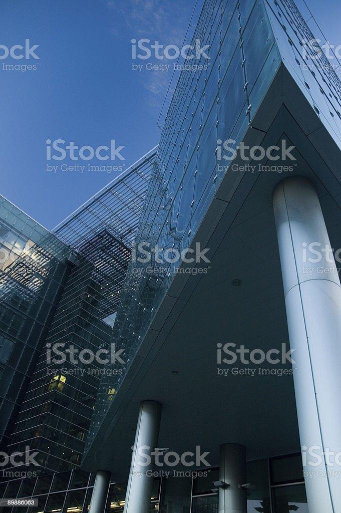 Rascacielos de negocios foto de stock libre de derechos
