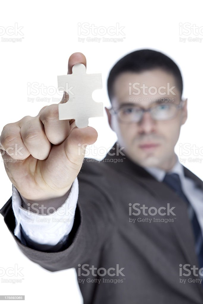 Business Solution stock photo
