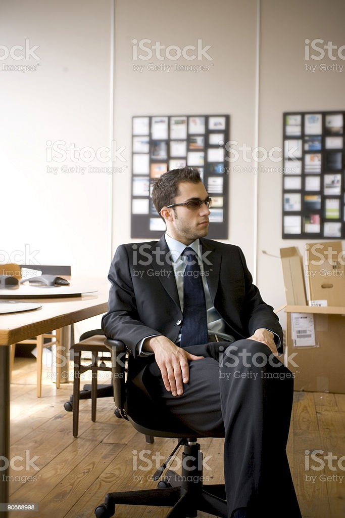 Business Startup 4 royalty-free stock photo