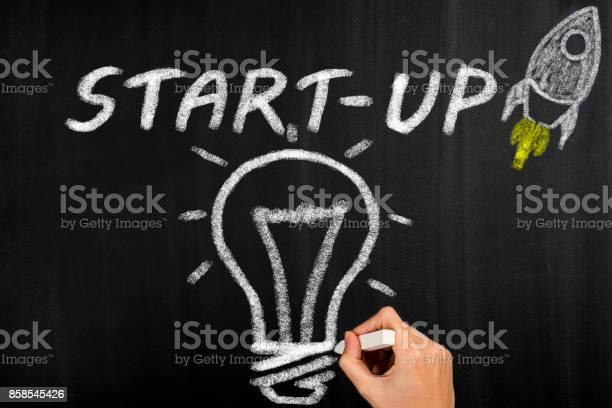 Business Startup - Fotografie stock e altre immagini di Affari