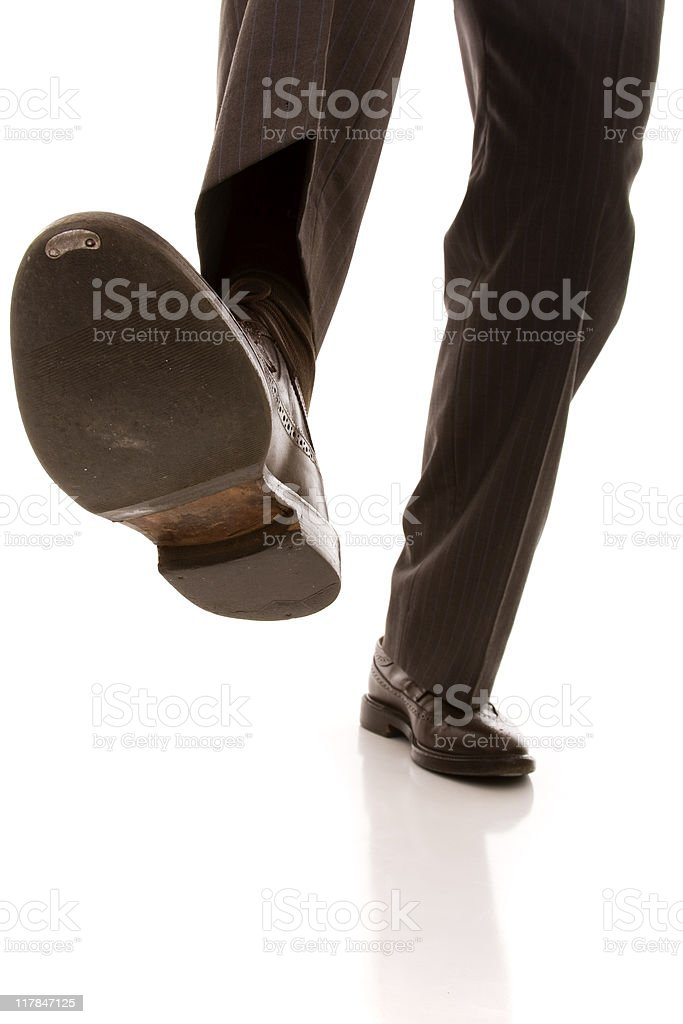 business step royalty-free stock photo