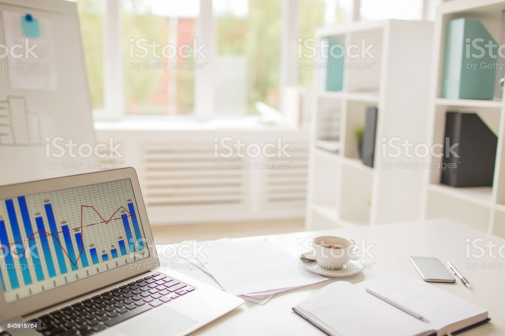Business still-life stock photo