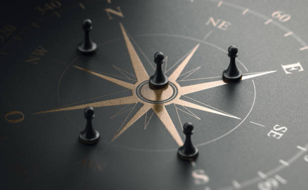 Geschäftsstrategie und Orientierungskonzept – Foto
