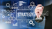 istock Business Strategy Concept 1029723548