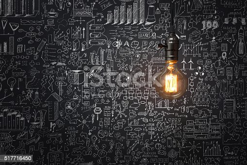 istock Business strategy concept 517716450