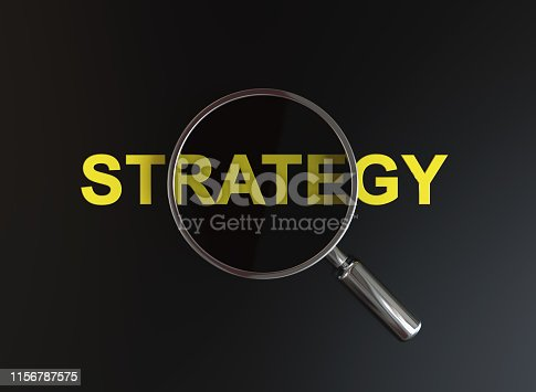 istock Business strategy 1156787575