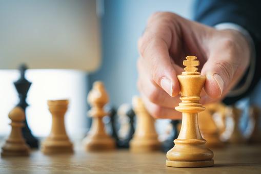 Chess, Strategy, King - Chess Piece, Finance, Leadership