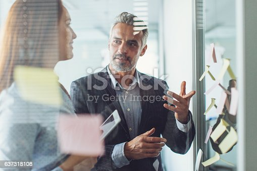 istock Business strategy 637318108
