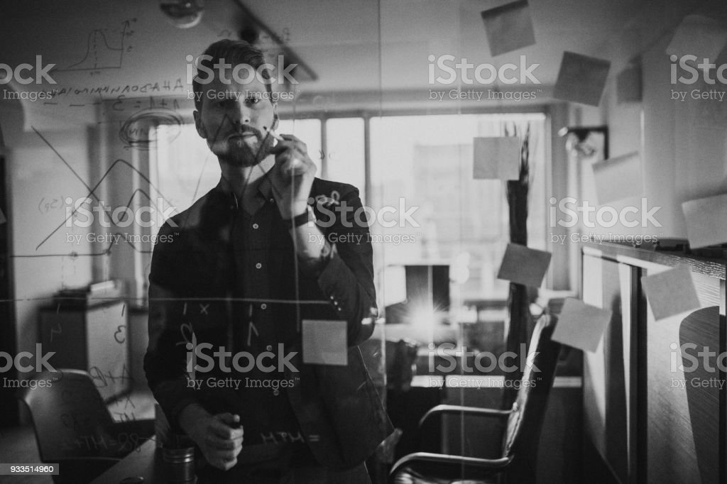 Business strategy – Foto